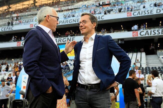 OM : McCourt prêt à virer Garcia...et Eyraud de Marseille ?