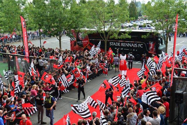 CdF : Rennes dément préparer la fête en cas de victoire contre le PSG