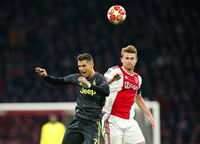 Ajax Amsterdam : Ten Hag révèle les deux destinations possibles pour De Ligt