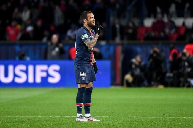 PSG: Jurer fidélité à Paris, Dani Alves hésite à cause de son ex
