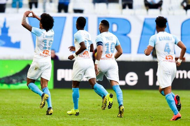 OM : De retour dans le game, Luiz Gustavo fait passer un message