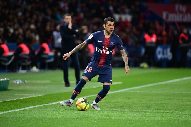 PSG : Daniel Alves donne la leçon sur l'élimination en Ligue des Champions