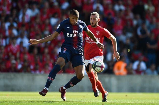 Kylian Mbappé après Lille-PSG :