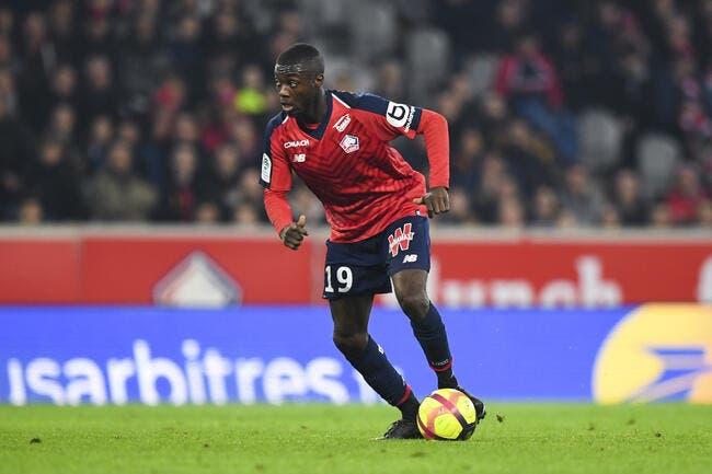 PSG : Tuchel prêt à faire signer Nicolas Pépé en 24h !