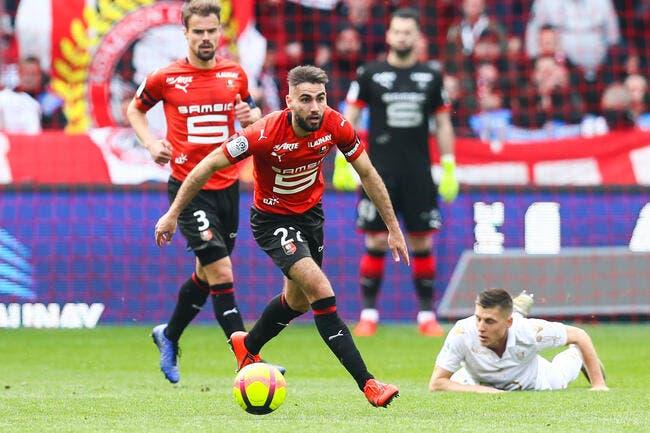 L1 : Merci les poteaux, Nice ramène un point de Rennes