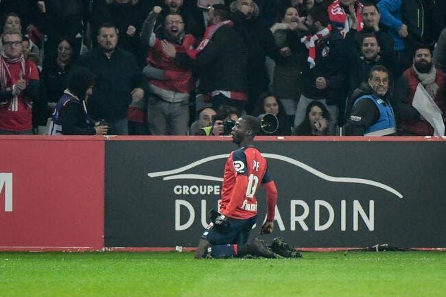 LOSC : 5-1 contre le PSG, Pépé, Galtier... La hype s'empare de Lille