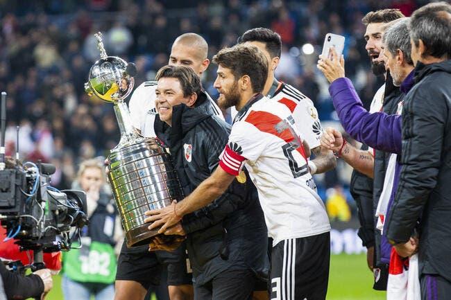 OL : Marcelo Gallardo coach de Lyon, MacHardy y croit très fort !