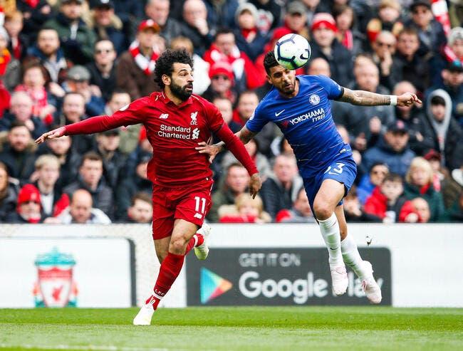 PL : La fusée Salah, et Liverpool tape Chelsea