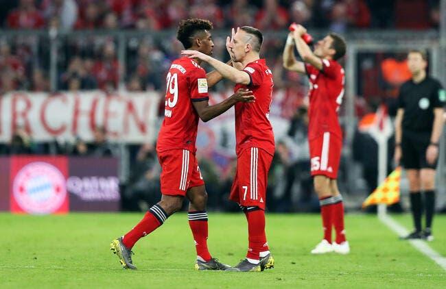 Mercato: Du Bayern au Qatar, Franck Ribéry a fait son choix