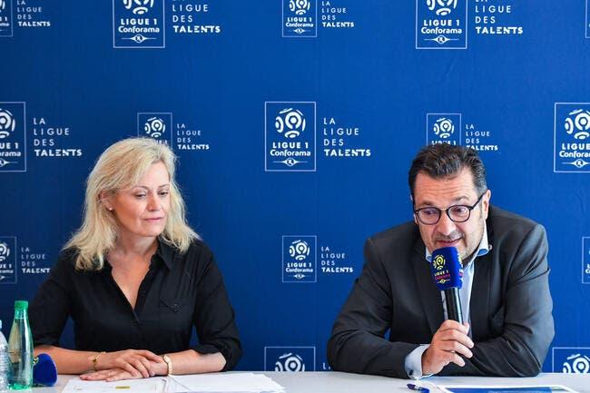 Caen-Angers : La LFP détaille comment tout s'est passé