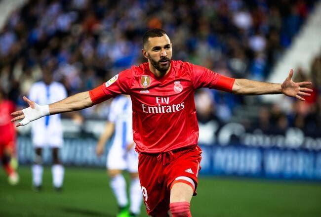 Esp : Benzema et le mercato, Zidane a pris sa décision