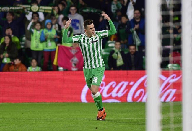 Betis Séville : Lo Celso quitte définitivement le PSG