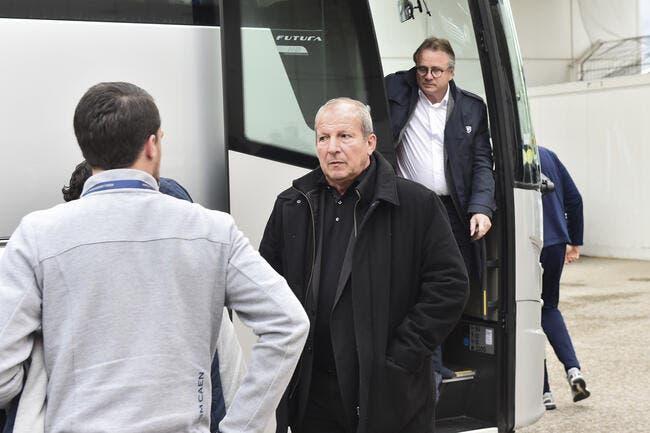 SMC : Caen confirme l'enquête et accuse...ses accusateurs