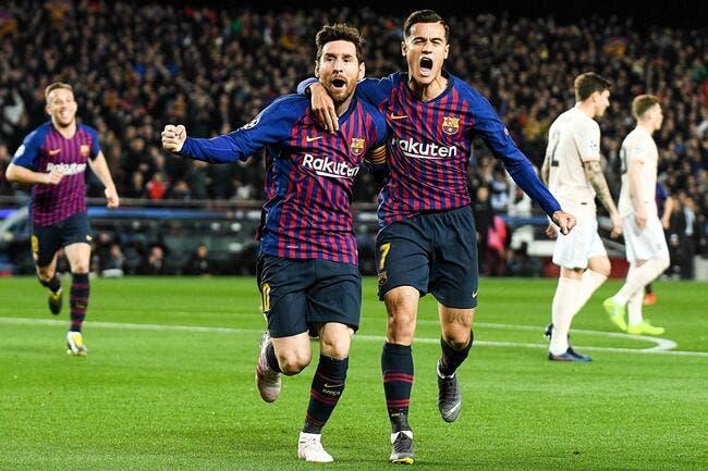 Cette fois, il n'y a plus photo entre Lionel Messi et Cristiano Ronaldo