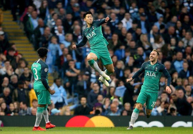 LdC : Tottenham sort City après un match légendaire ! Liverpool est peinard !