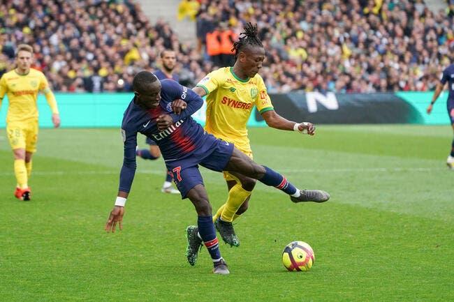 Le PSG se fout de la Ligue 1, Nantes en profite !