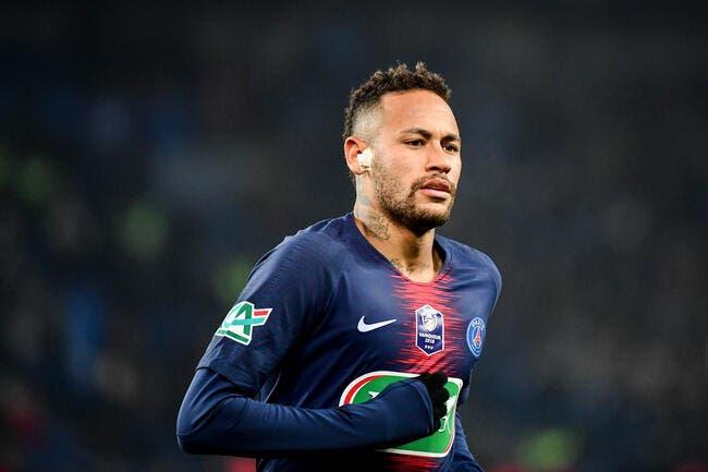 Monaco : Neymar de retour ?