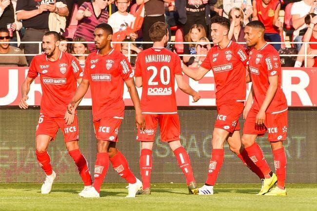 L1 : La bonne affaire pour Dijon, Rennes continue de couler