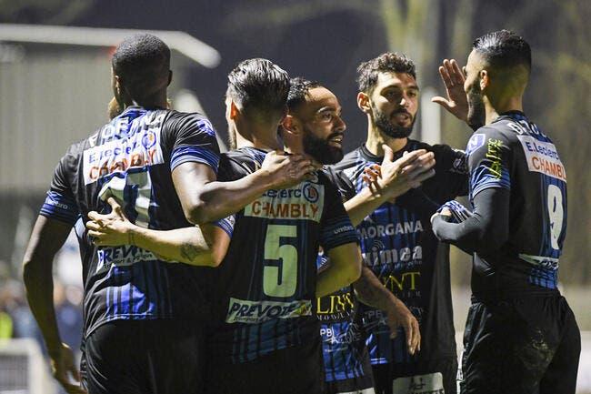 L2 : Sensation, Chambly découvrira la Ligue 2