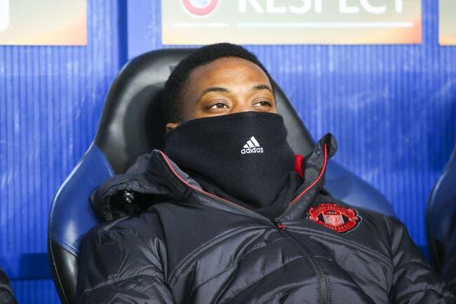 Martial joue à cache-cache à Barcelone, Solskjaer n'a pas aimé
