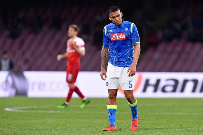 PSG : Allan est en train de faire craquer Naples, Al-Khelaïfi arrive en cador