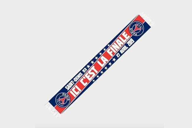 PSG: «Ici c'est la finale», une écharpe ridicule pour reconquérir les fans