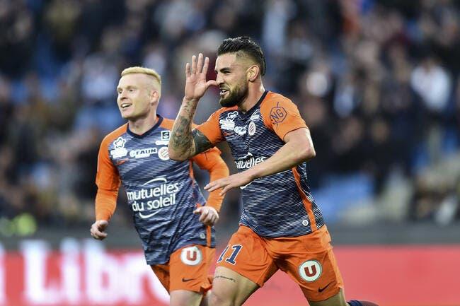Coucou revoilà Montpellier, Samba fait respirer Caen