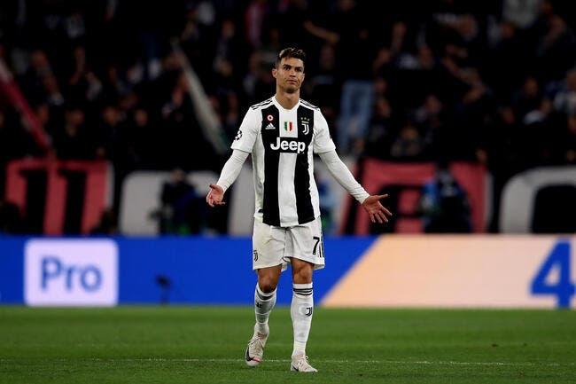 Ita: La Juve parie sur l'avenir avec le jeune Cristiano Ronaldo