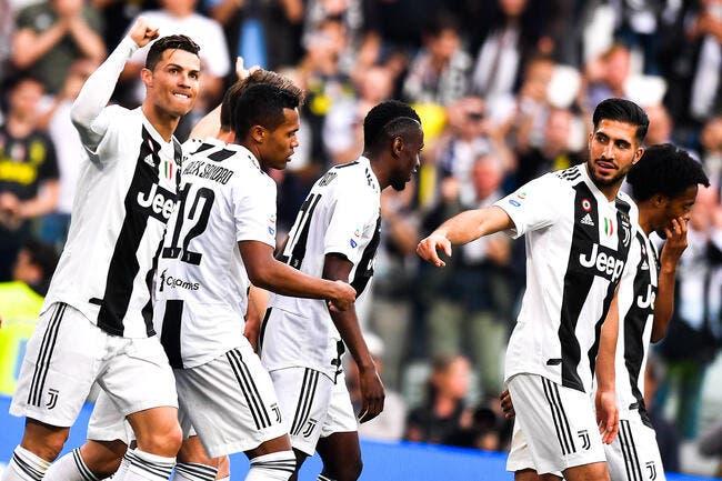 Ita : La Juventus championne d'Italie pour la 35e fois !