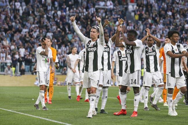 Ita : Cristiano Ronaldo ne larguera pas une Vieille Dame