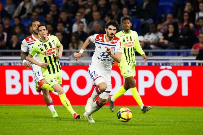 OL : Lyon 3e au soir de la 38e journée, il a un énorme doute