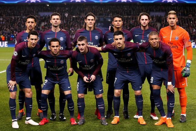 PSG : Ces trois joueurs aux six titres de champion avec Paris