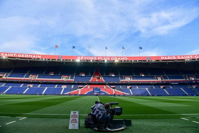 PSG - Monaco : les compos (21h00 sur C+)