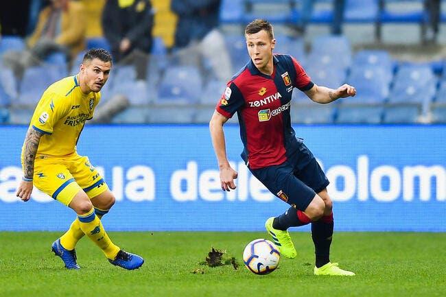 FCFB: Lukas Lerager quitte Bordeaux pour 7 ME