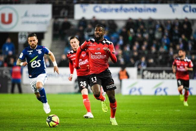 OL: Cet attaquant explose en L1, Lyon est bien dessus!