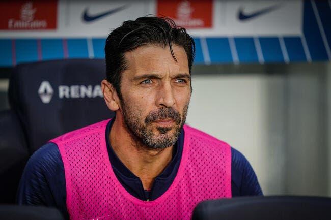 PSG: Buffon éjecté par Areola, le scénario surprise se dessine