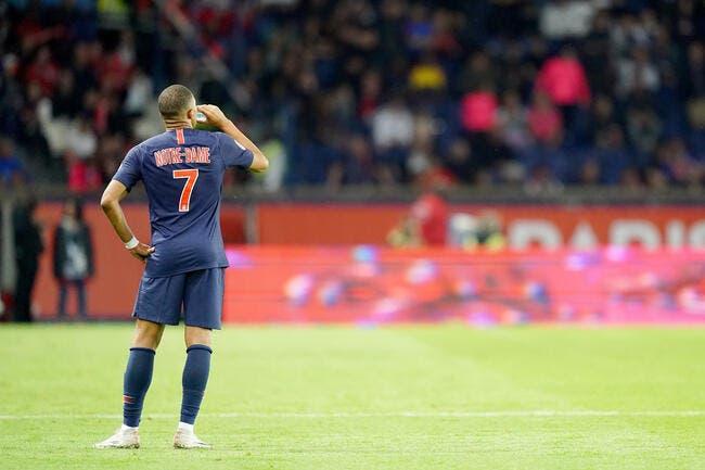 PSG: Mbappé ne défend pas, et il a bien raison