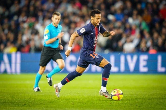 PSG : Neymar déjà bouillant pour débuter la finale, Rennes peut trembler
