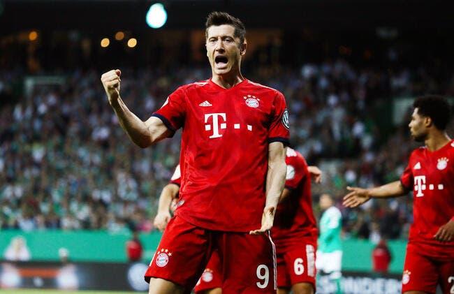 Coupe d'Allemagne : Le Bayern qualifié en finale dans la douleur