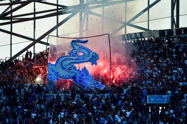 LFP : Amende pour l'Olympique de Marseille