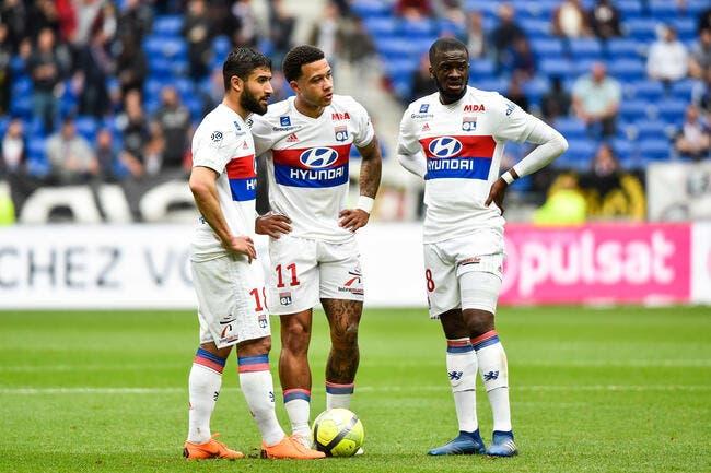 OL : Trois gros départs planifiés, il flippe pour Lyon