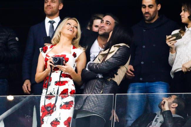 OM : Pamela Anderson folle de rage, elle emmène Adil Rami avec elle