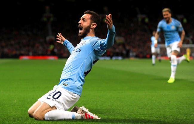 PL : Manchester City broie United et reprend la tête !