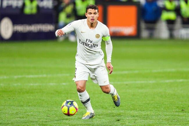 PSG : Thiago Silva ne partira pas, en voici les trois raisons