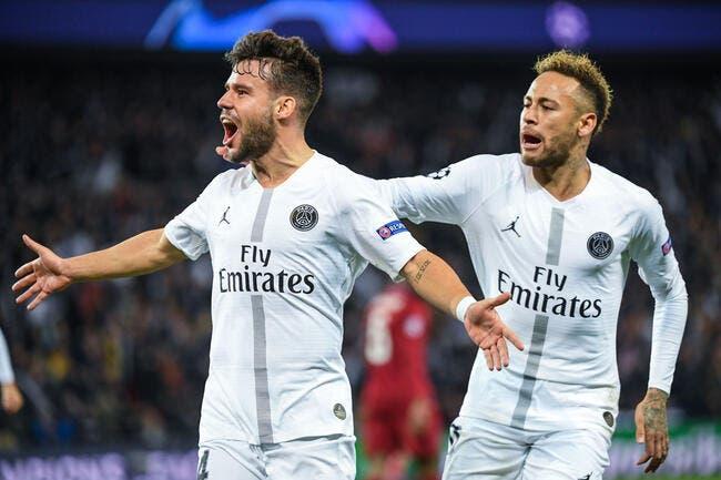 PSG: Bernat installe Paris à la table du Real et du Barça