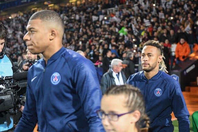 PSG : Neymar en lieutenant de Mbappé, il calme tout le monde