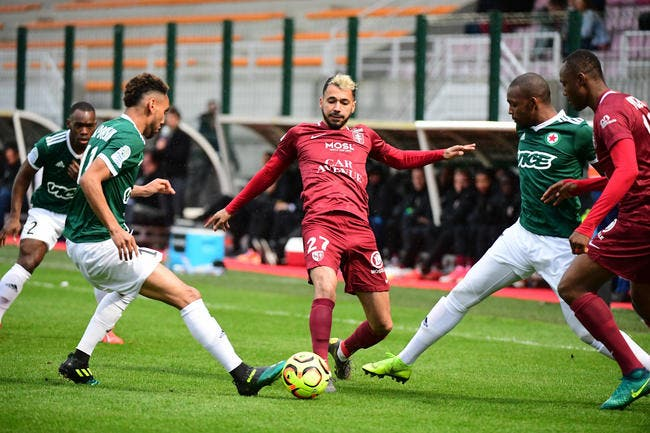 L2 : Metz valide sa montée en Ligue 1 !