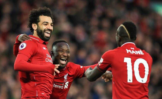 PL : Liverpool répond à City et repasse leader !