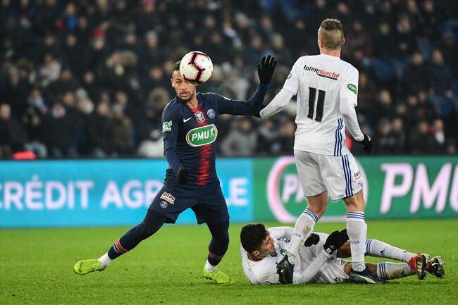 PSG: Quand Neymar s'en veut de ne pas avoir plongé