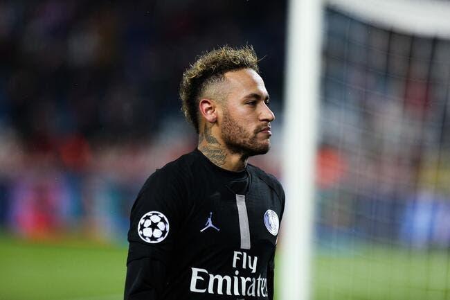 PSG : Neymar suspendu en LDC, Paris répond du tac au tac